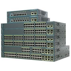 Cisco Catalyst 2950ST 8-Ports LONG REAChannel Ethernet SWChannel EI (Refurbished) Mfr P/N WS-C2950ST8LRE-RF