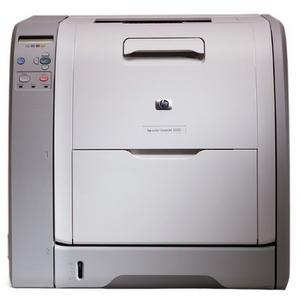 HP Color LaserJet 3500 Laser Printer Color Photo Print Desktop 12 ppm Mono / 12 ppm Color Print 350 sheets Input Manual Duplex Print USB (Refurbished) Mfr P/N Q1319A