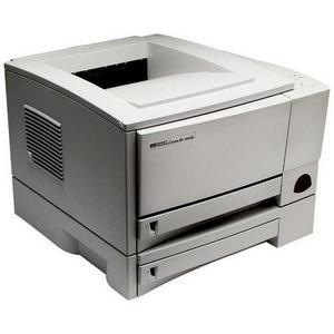 HP LaserJet 2100TN B/W Laser Printer 10ppm 350-Sheet Tray 1200dpi x 1200dpi 8MB Memory (Refurbished) Mfr P/N C4172A