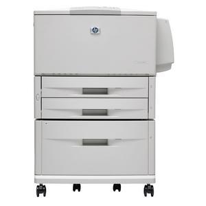 HP LaserJet 9050mfp Black & White Laser Printer Printer/Copier/Fax/Scanner (Refurbished) Mfr P/N Q3728A
