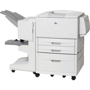 HP LaserJet 9040DN 40PPM 1200dpi A3 Parallel /Ethernet Duplex 1100Sheet PCL/PS3 (Refurbished) Mfr P/N Q7699A