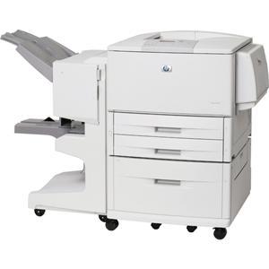 HP LaserJet 9040N 40PPM 1200dpi A3 Parallel/Ethernet 1100 Sheet PCL5E/6 PS3 (Refurbished) Mfr P/N Q7698A