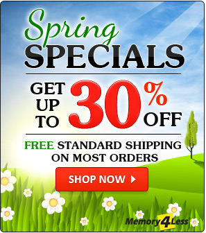 Spring Discount on all orders plus standard free shipping